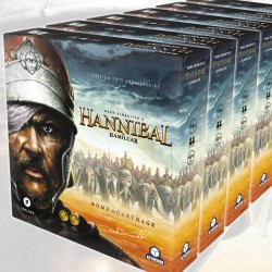 Hannibal & Hamilcar (x6)